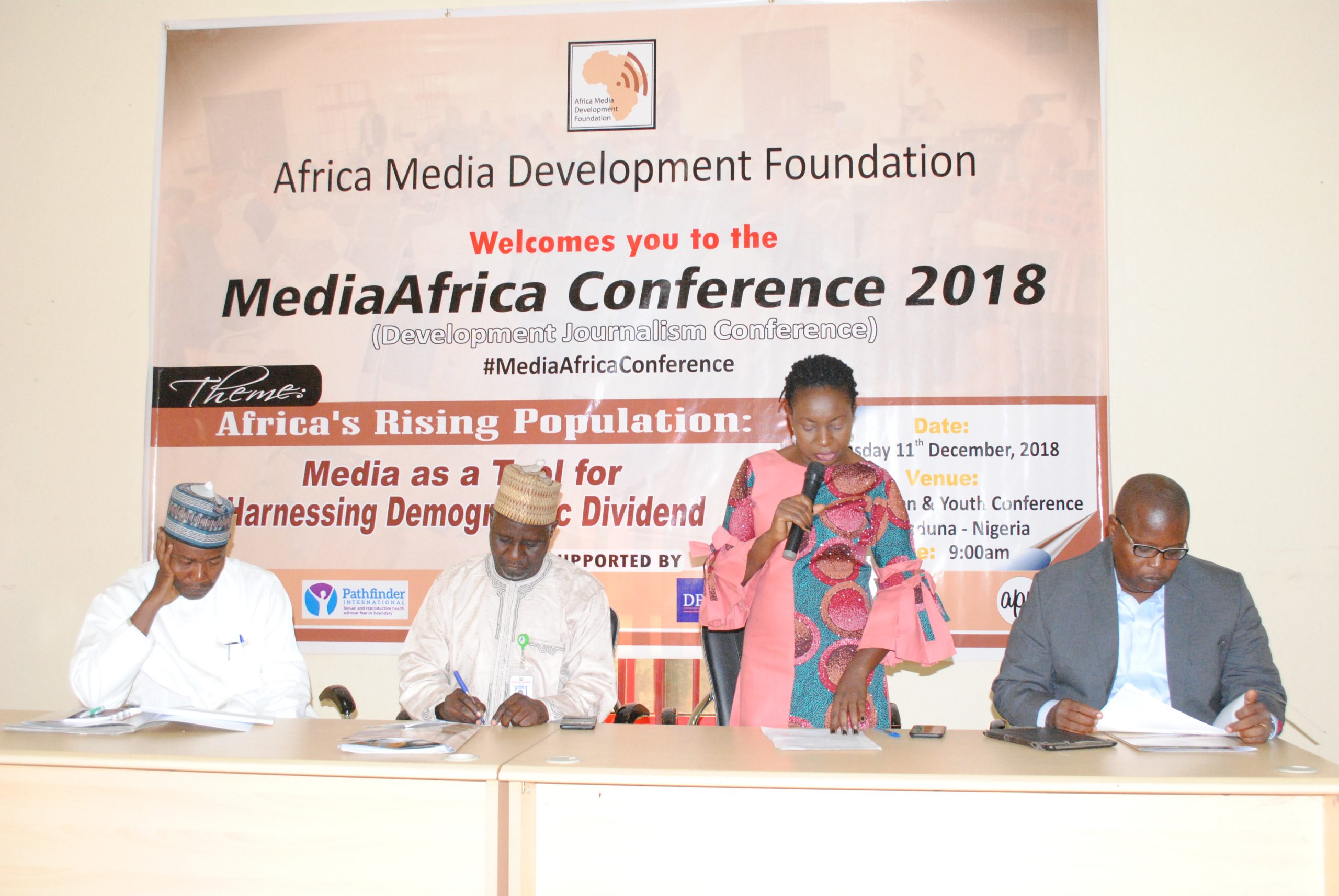 2018 MediaAfrica Conference