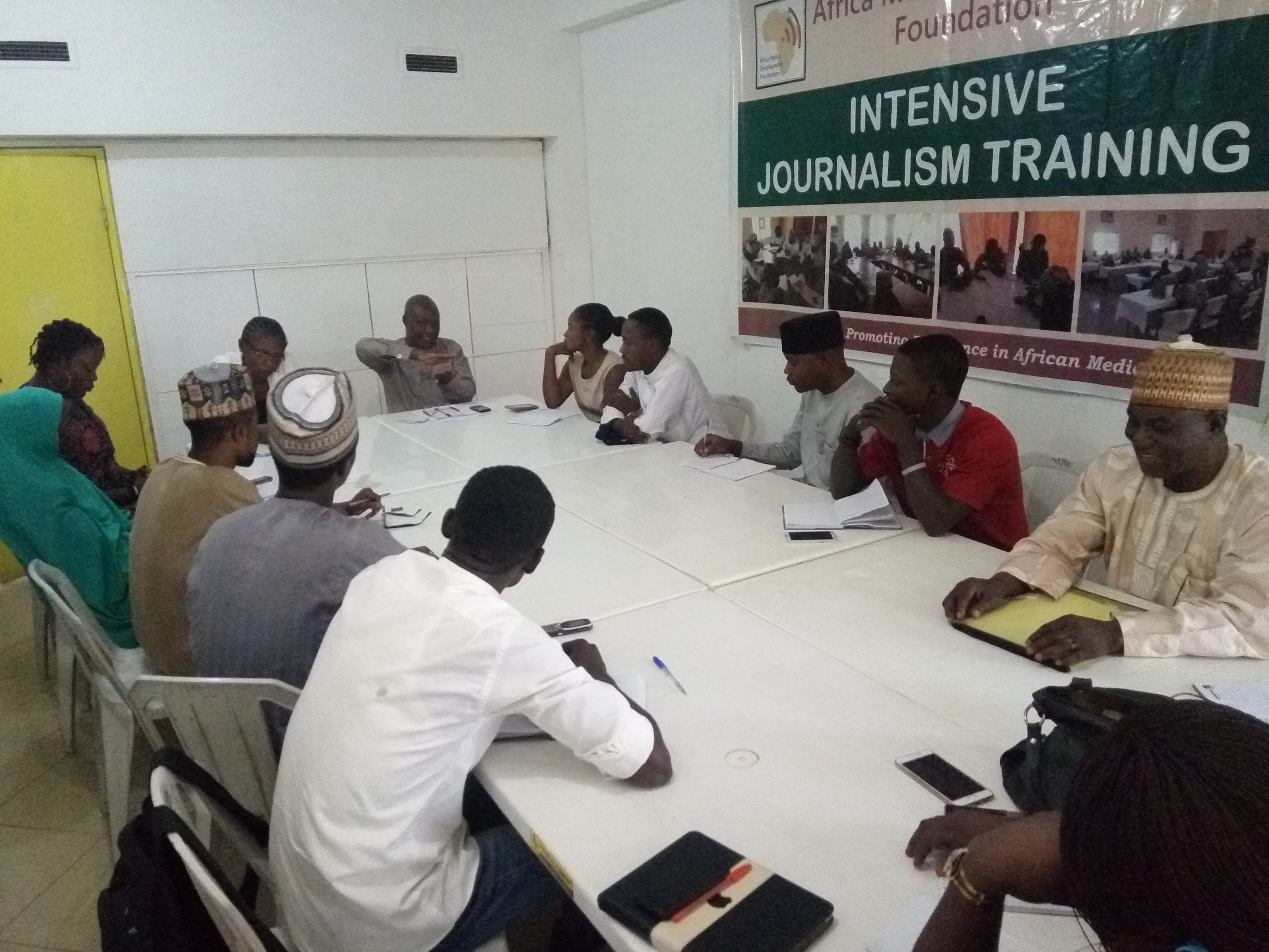 Journalism Skills Advancement Programme