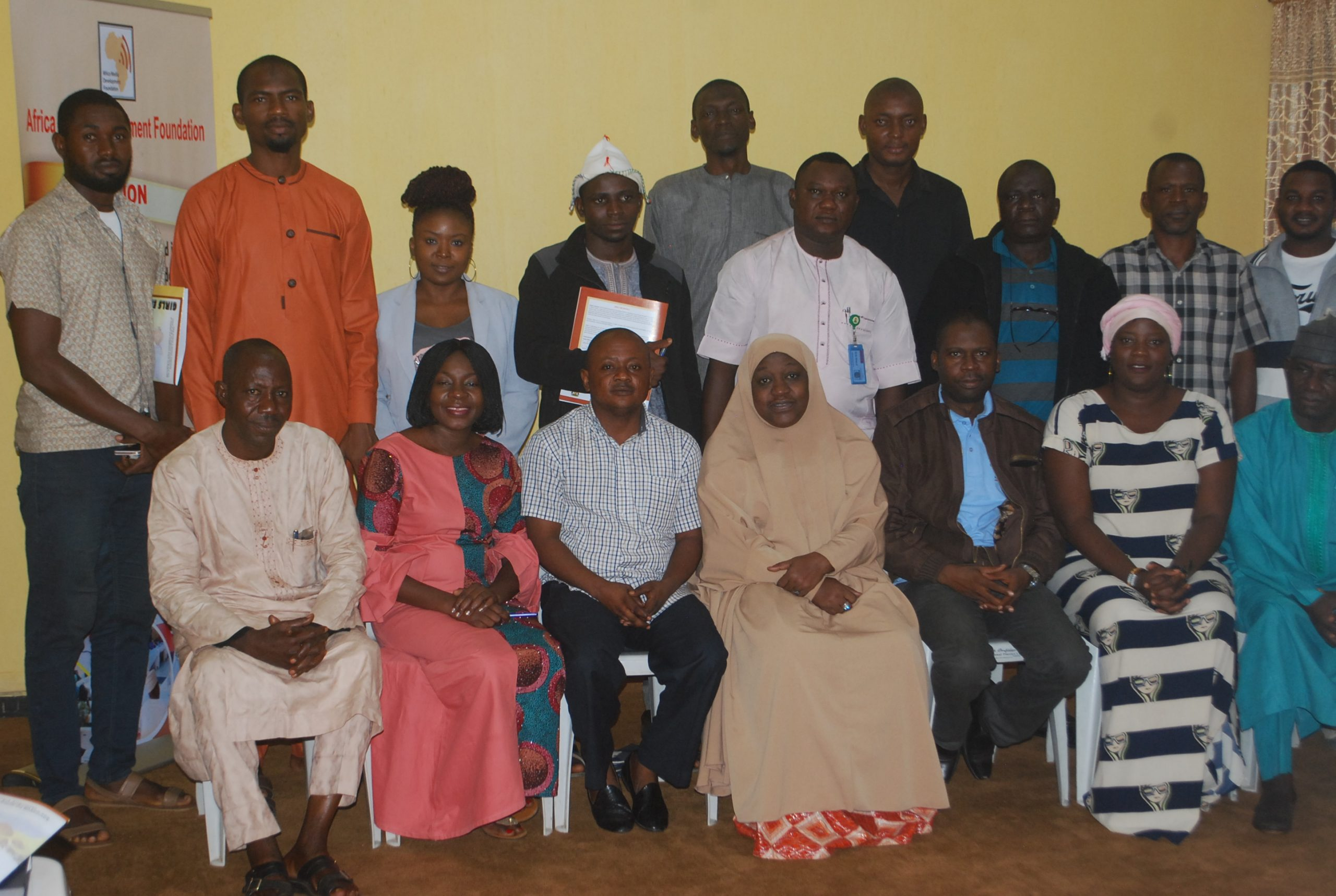 Meeting with CSOs in Kaduna on Education